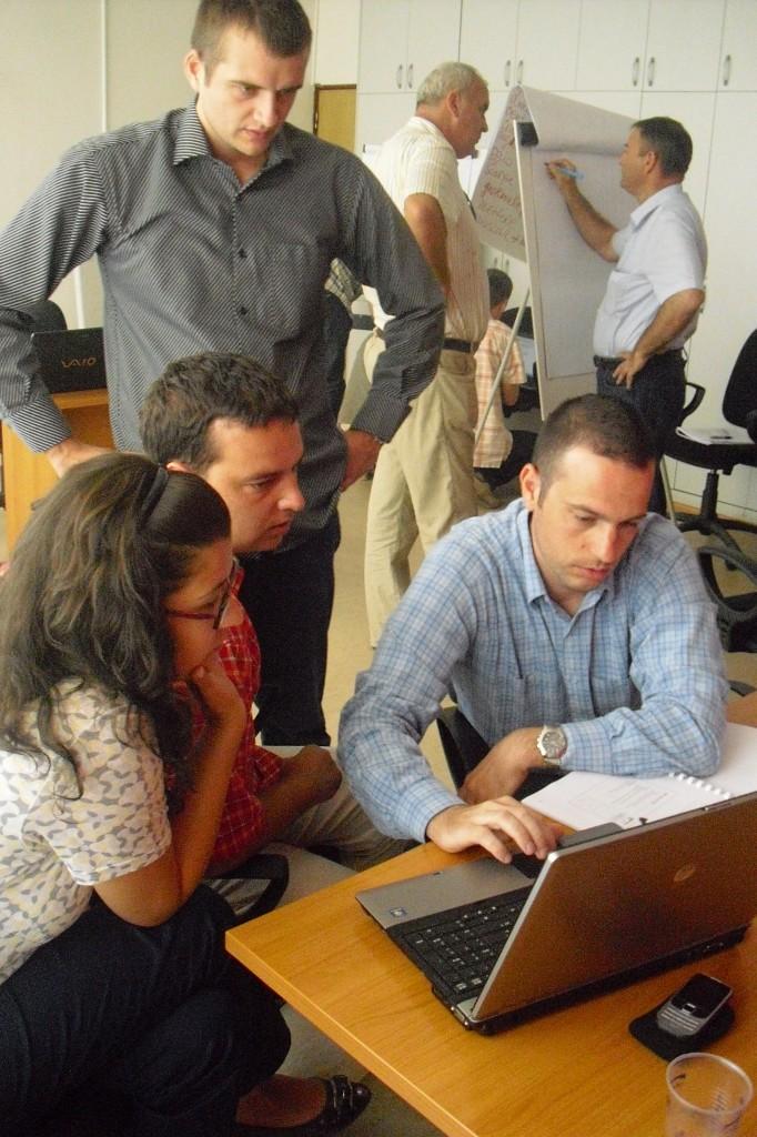 Trening MSA (GR&R), FIAT, Kragujevac, 01.09.2011